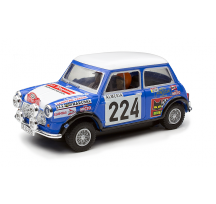 "Scalextric Mini Cooper ""Reverter-Montecarlo"""