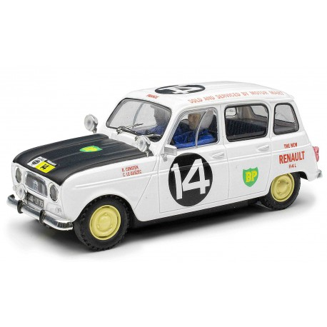 "Scalextric Renault 4L ""East African"""