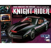 MPC Knight Rider Kit 1/25 El Coche Fantastico