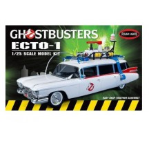 Polar Lights Ghostbusters Ecto-1 Kit 1/25