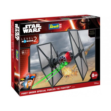 REVELL TIE FIGHTER, SPECIAL FORCE