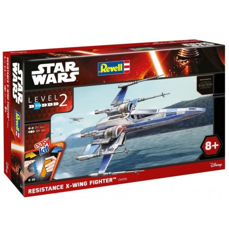 REVELL X-WING FIGHTER RESISTANCE