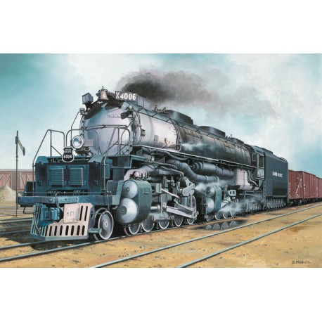 Revell Locomotora Big Boy