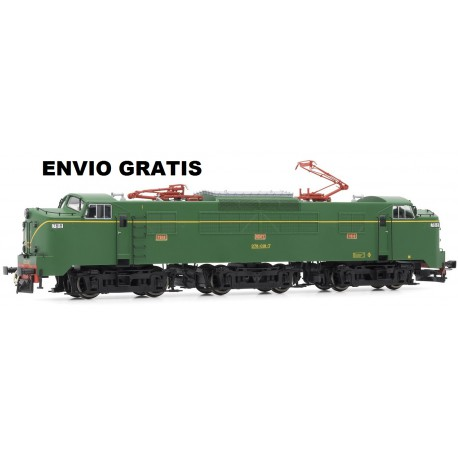 Electrotren H0 Locomotora 278.018-7 Sonido RENFE