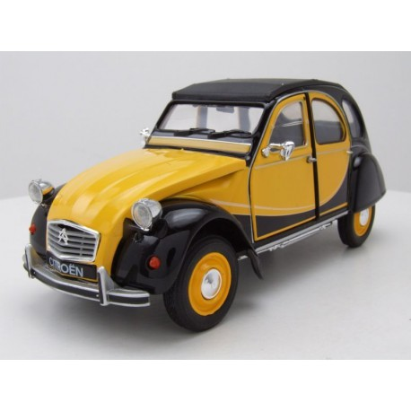 WELLY CITROËN 2CV CHARLESTON 24009W