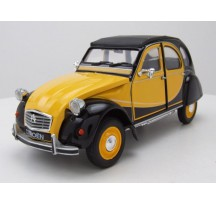 WELLY CITROËN 2CV CHARLESTON 24009 1/24