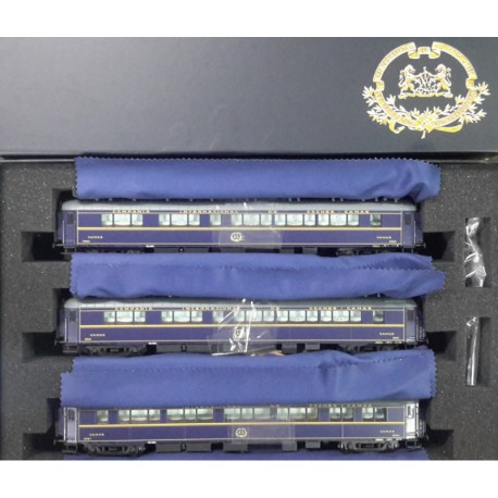 LsModels H0 Set coches CIWL 98016