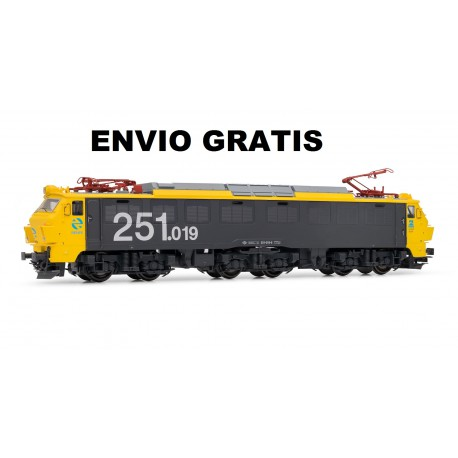 ELECTROTREN H0 LOCOMOTORA 251 RENFE