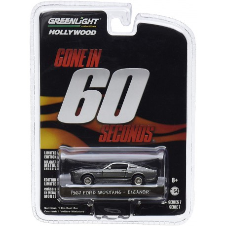 Greenlight Ford Mustang GT500 Eleanor 44742