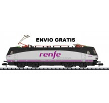 Minitrix N Locomotora 252 Renfe Mercancias 12556