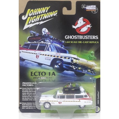 Johnny Lightning Ghosbusters Cazafantasmas JLSS004