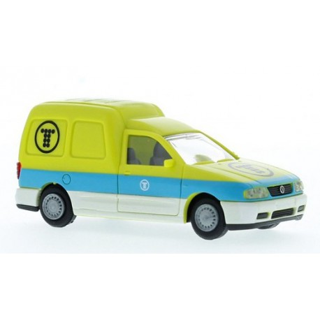 Rietze H0 VW Caddy Telefonica 30893