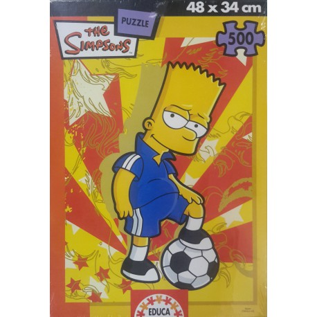 Educa Bart Simpsons 14157