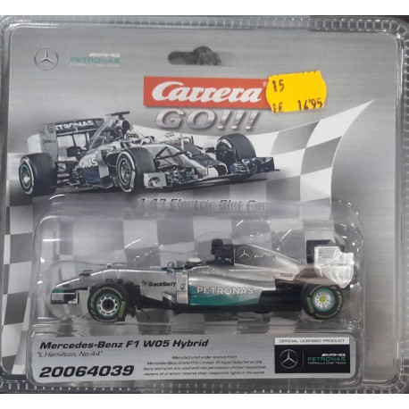 Carrera Go Mercedes Benz F-1 W05 20064039