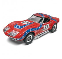 "Corvette 1968 L88 ""Rebel"" Race"